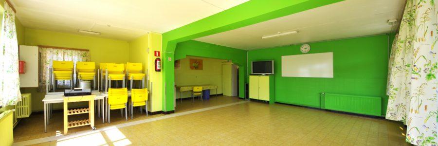 Polyvalante zaal